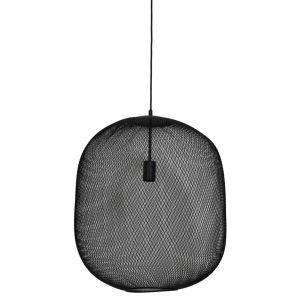 Light & Living Hanglamp Reilley Zwart