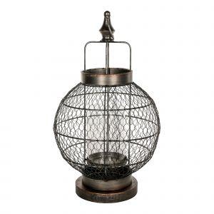 Lantern Metal Round S