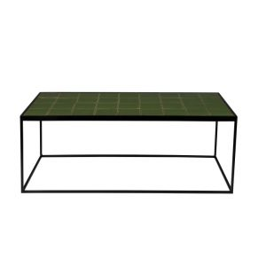 Zuiver Coffee Table Glazed Green