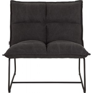 Must Living Loungechair Cloud Charcoal