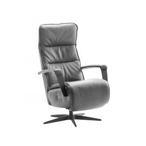 IN.HOUSE Relaxfauteuil Dalero L Antraciet