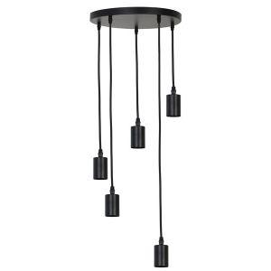 Hanglamp Elong Zwart
