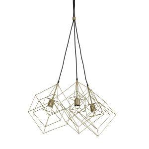Hanglamp Marmora Brons