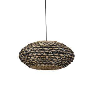 Hanglamp Capena Naturel/Zwart ¿0