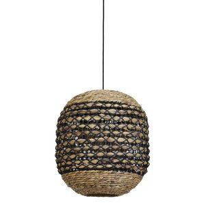 Hanglamp Capena Naturel/Zwart ¿2