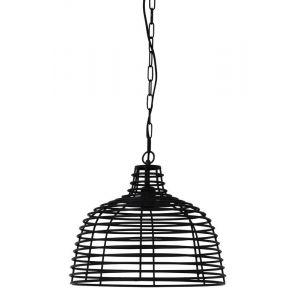 Hanglamp Mariba Zwart