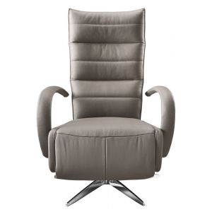 (Showmodel) IN.HOUSE Relaxfauteuil Gubbio XS Smog