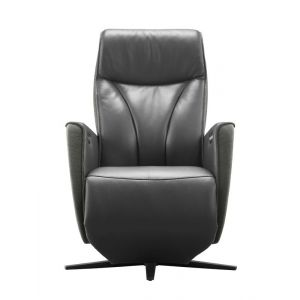 IN.HOUSE Relaxfauteuil Lerira M Antraciet