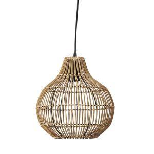 Hanglamp Elrington Donkerbruin