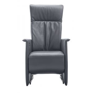 IN.HOUSE Sta-op Fauteuil Lerira XL Graphite