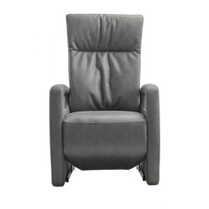 IN.HOUSE Sta-op Fauteuil Lerira XS Antraciet