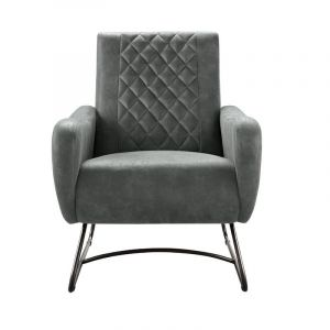 (Showroommodel) IN.HOUSE Fauteuil Sentio Antraciet