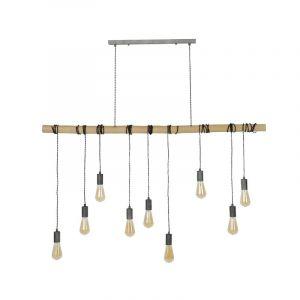 Hanglamp Sorico Oud Zilver