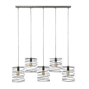 Hanglamp Pontoni Charcoal