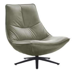 IN.HOUSE Fauteuil Monzone Moss
