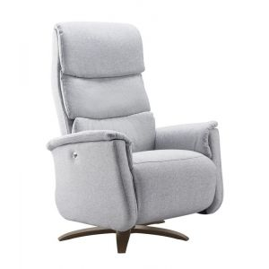 Relaxfauteuil Passano L Light Grey