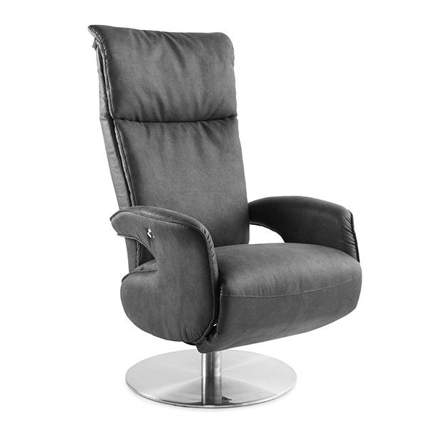 (Showmodel) Feelings Relaxfauteuil Lucca Antraciet