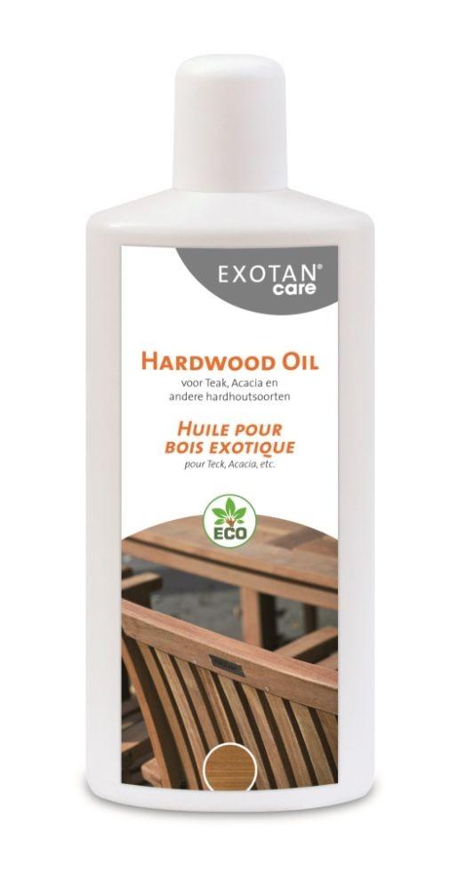 Exotan Care Hardwood Oil 500ml