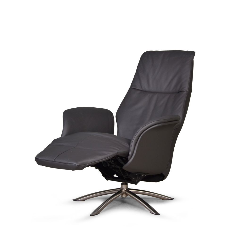 Relaxfauteuil Dream Antraciet Small