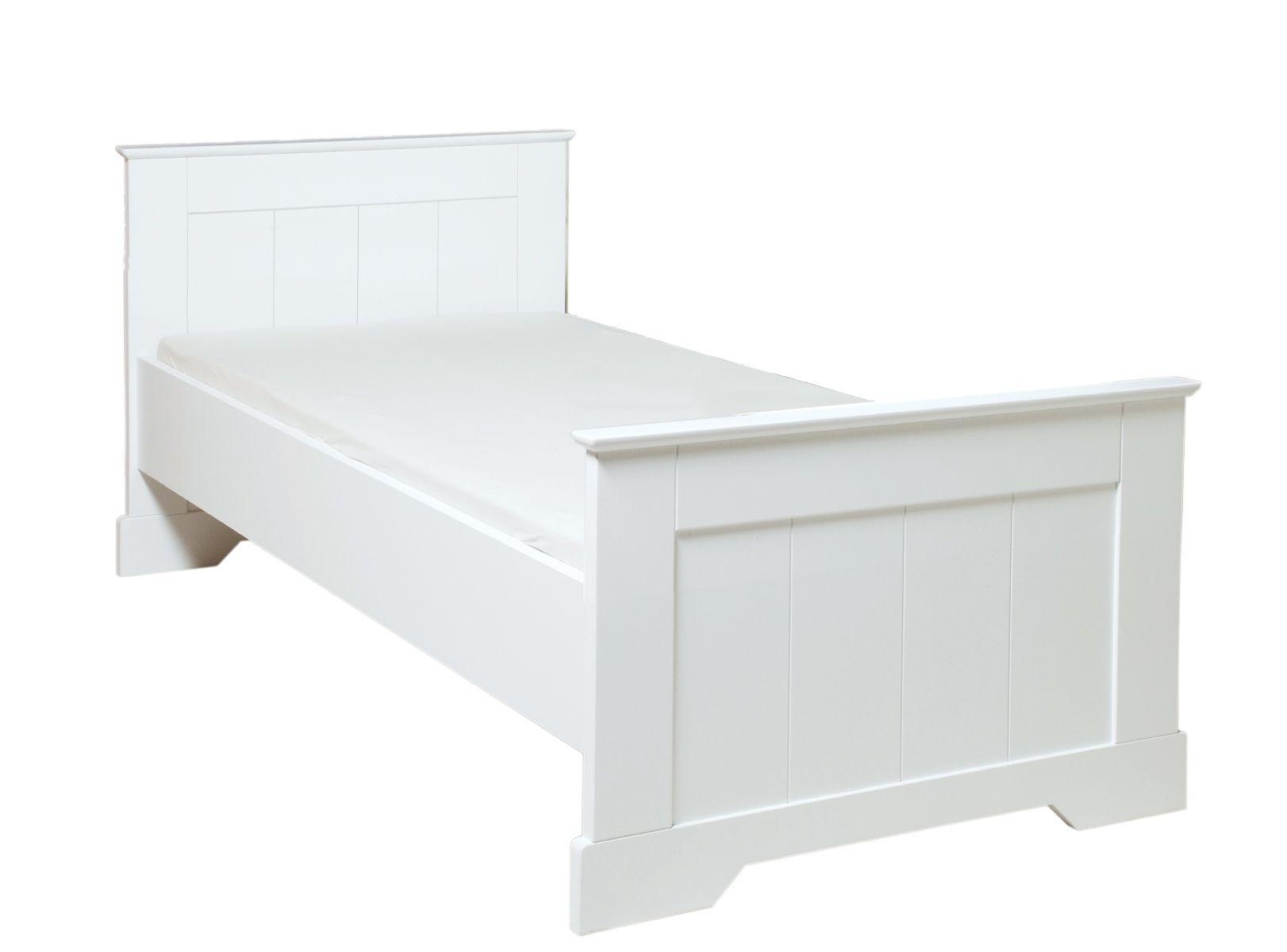 Bopita Bed Narbonne Wit