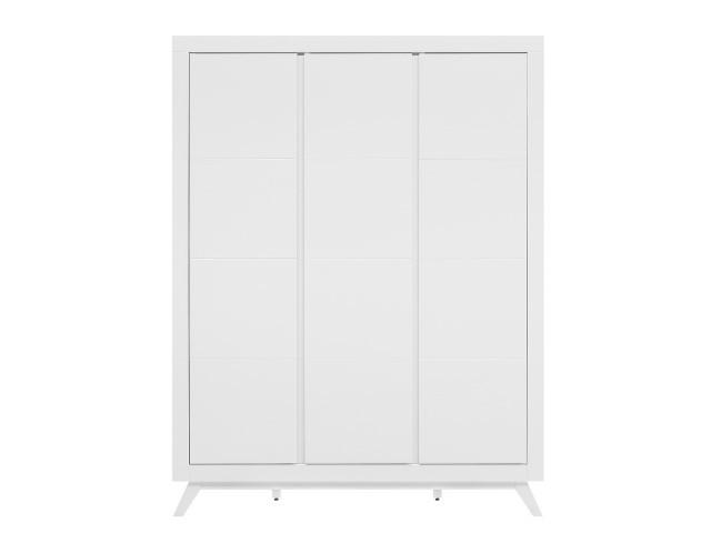 Bopita Kast Anne 3-deurs White