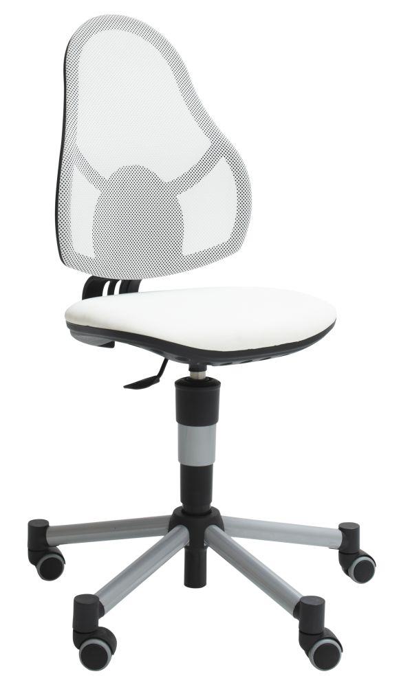 Original bureaustoel deluxe wit