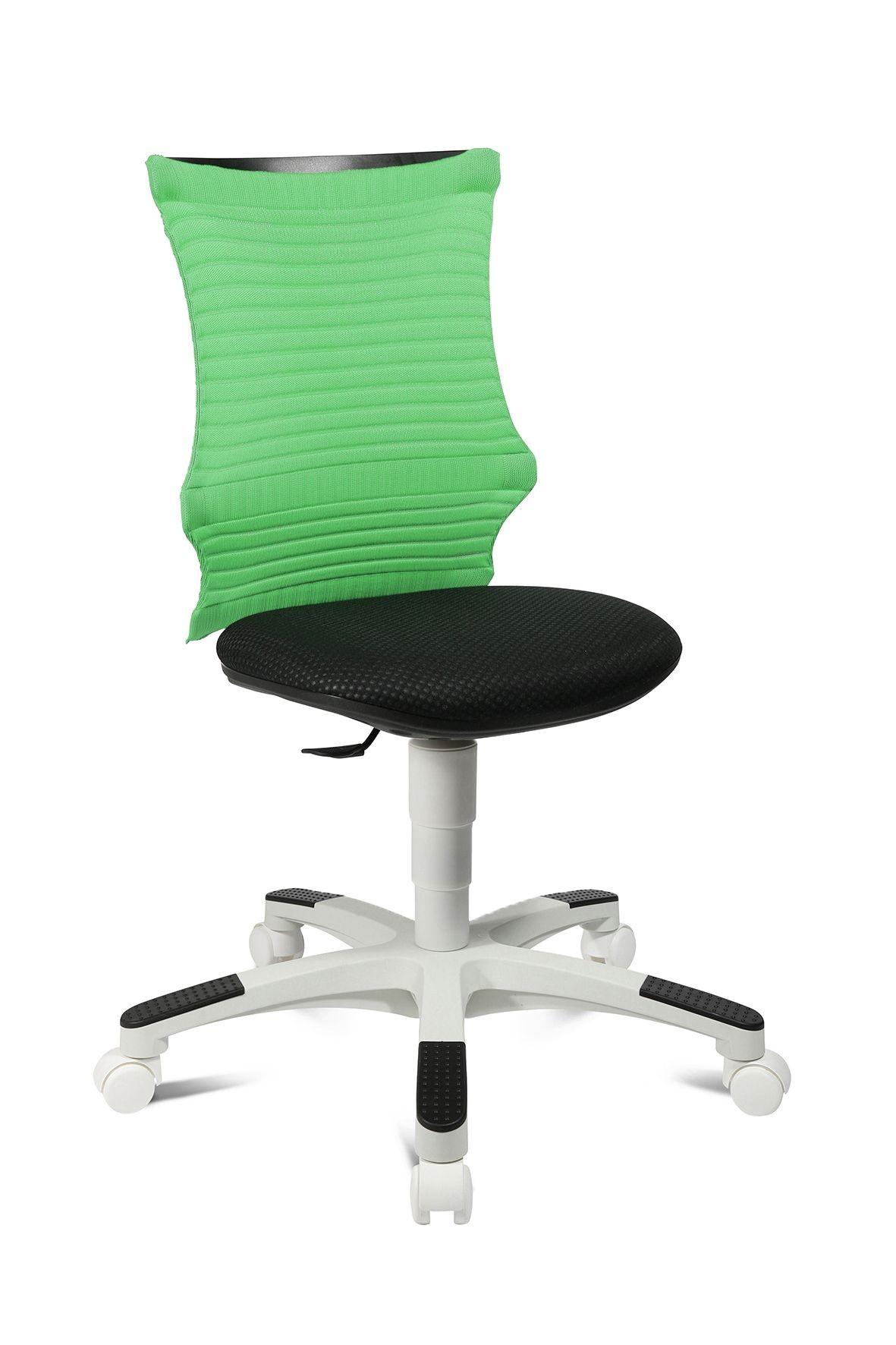 Topstar Bureaustoel Sneaker Zwart/Groen