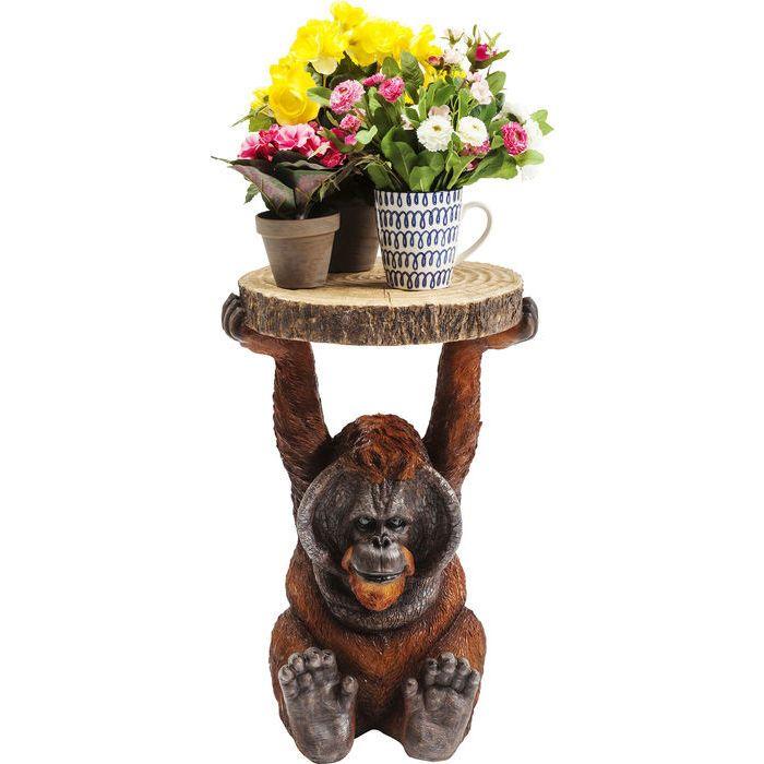 Kare Sidetable Animal Orang Oetang