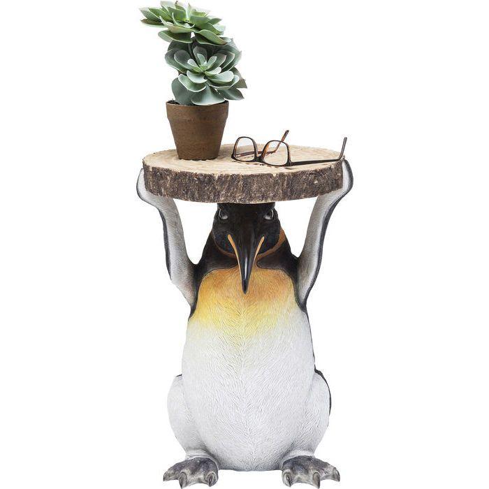 Kare Sidetable Animal Mr Penguin