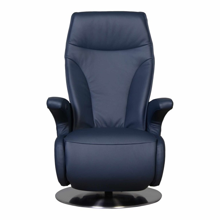 Relaxfauteuil Magnes Donkerblauw Small