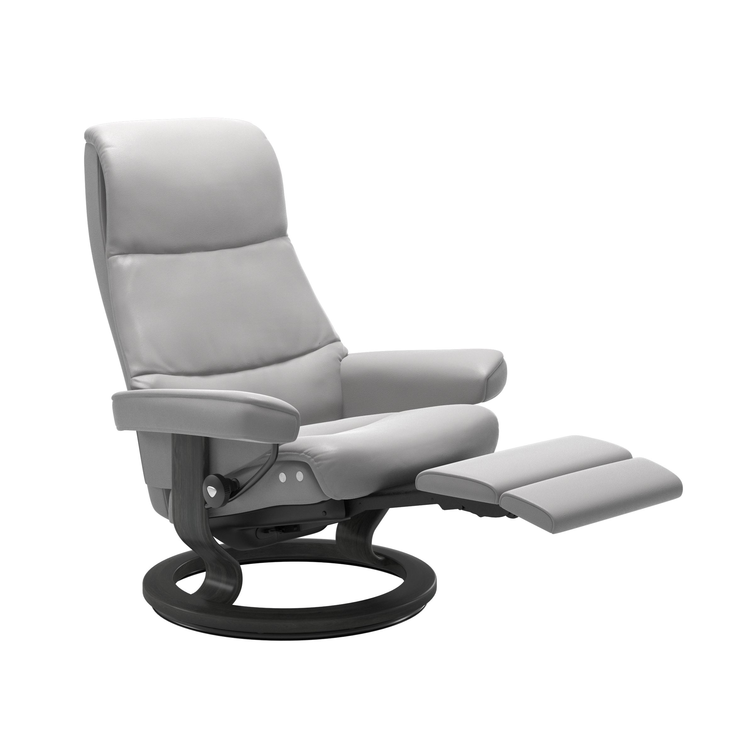 Stressless Relaxfauteuil View L Classic Grijs