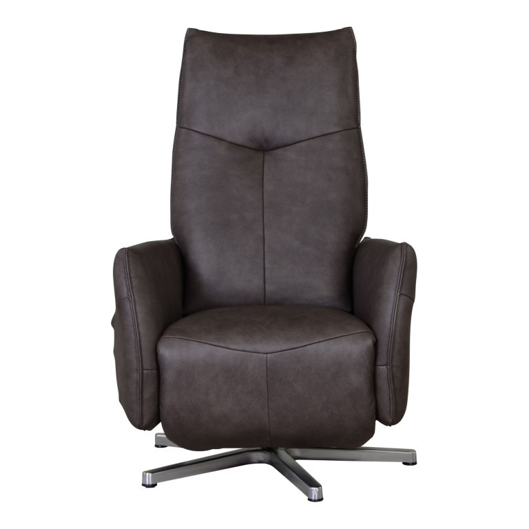 Relaxfauteuil Wedemark Donkerbuin