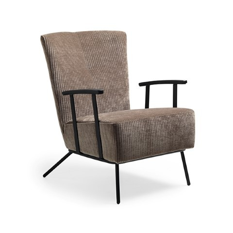 Feelings Fauteuil Abby Taupe