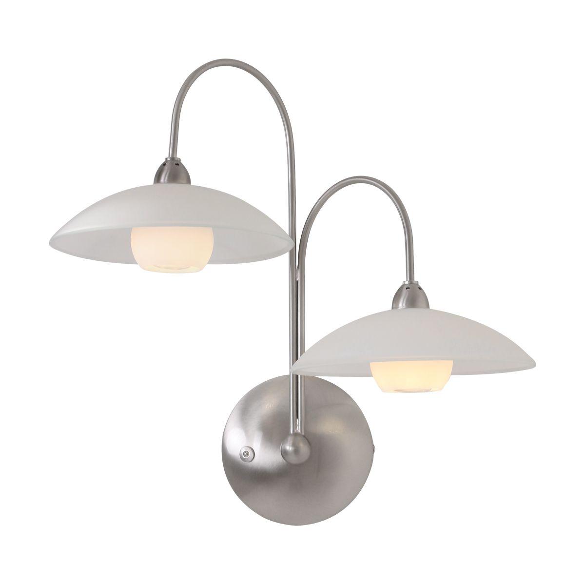 Steinhauer Wandlamp Monarch 2-Lichts