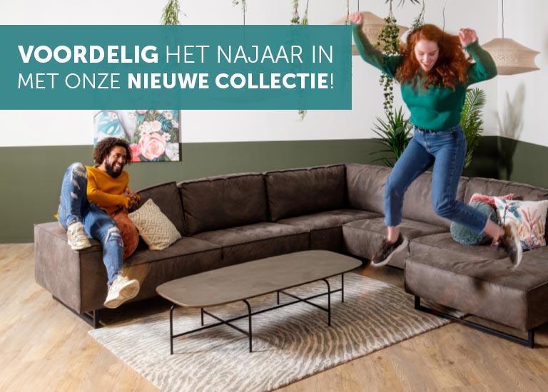 Nieuwe collectie Woonboulevard Poortvliet