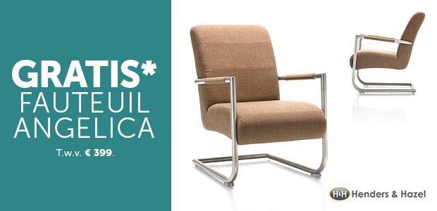 Gratis fauteuil H&H