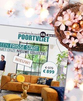 Folder Woonboulevard Poortvliet